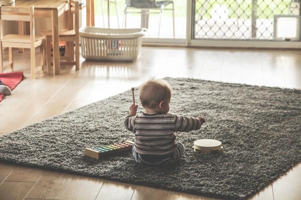 music-kids-children-play-xylophone-tambourine