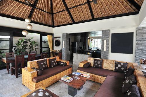 アジアンテイストインテリア:バリのリゾート風が好みの場合