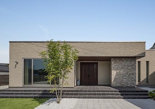 陸屋根の建築実例